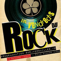 Les vendredis du rock 2014