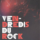 Les vendredis du rock 2014-2015