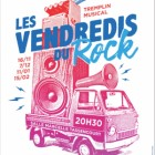 Vendredis du rock 2019