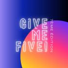 Give me five 2021